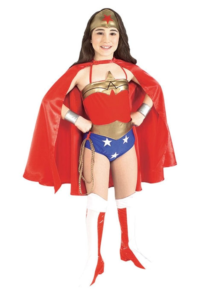 Picture of Wonder Woman Child Costume