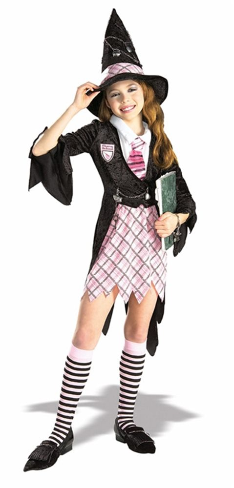 Picture of Charm School Witch Child Costume
