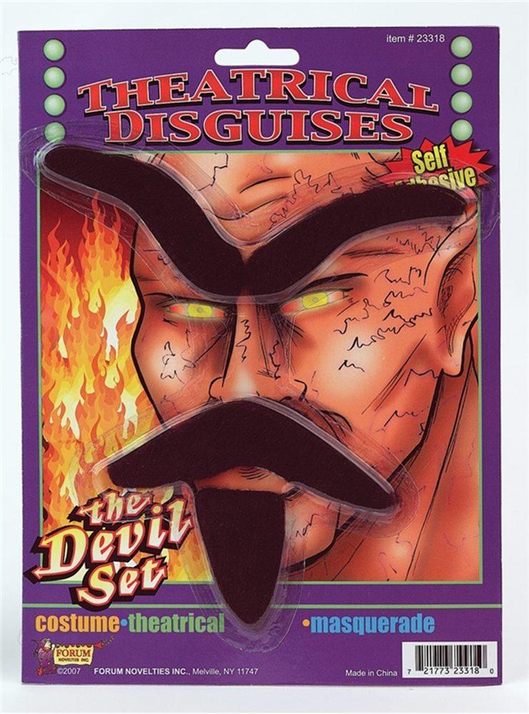 Picture of Moustache Devil Set