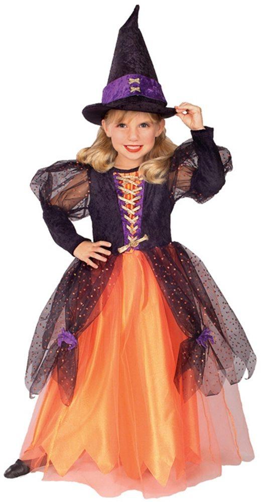 Picture of Pretty Witch Child Costume