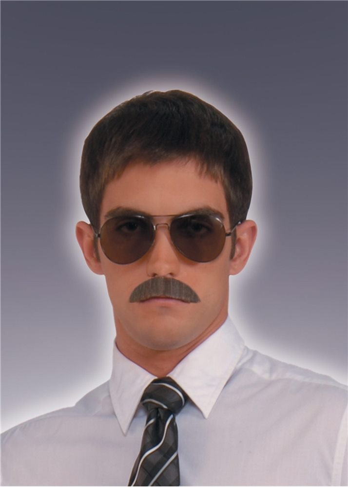 Picture of Gentleman Moustache Real