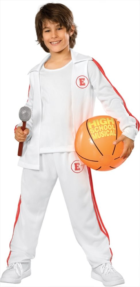 Picture of Deluxe Troy High School Musical Child Costume