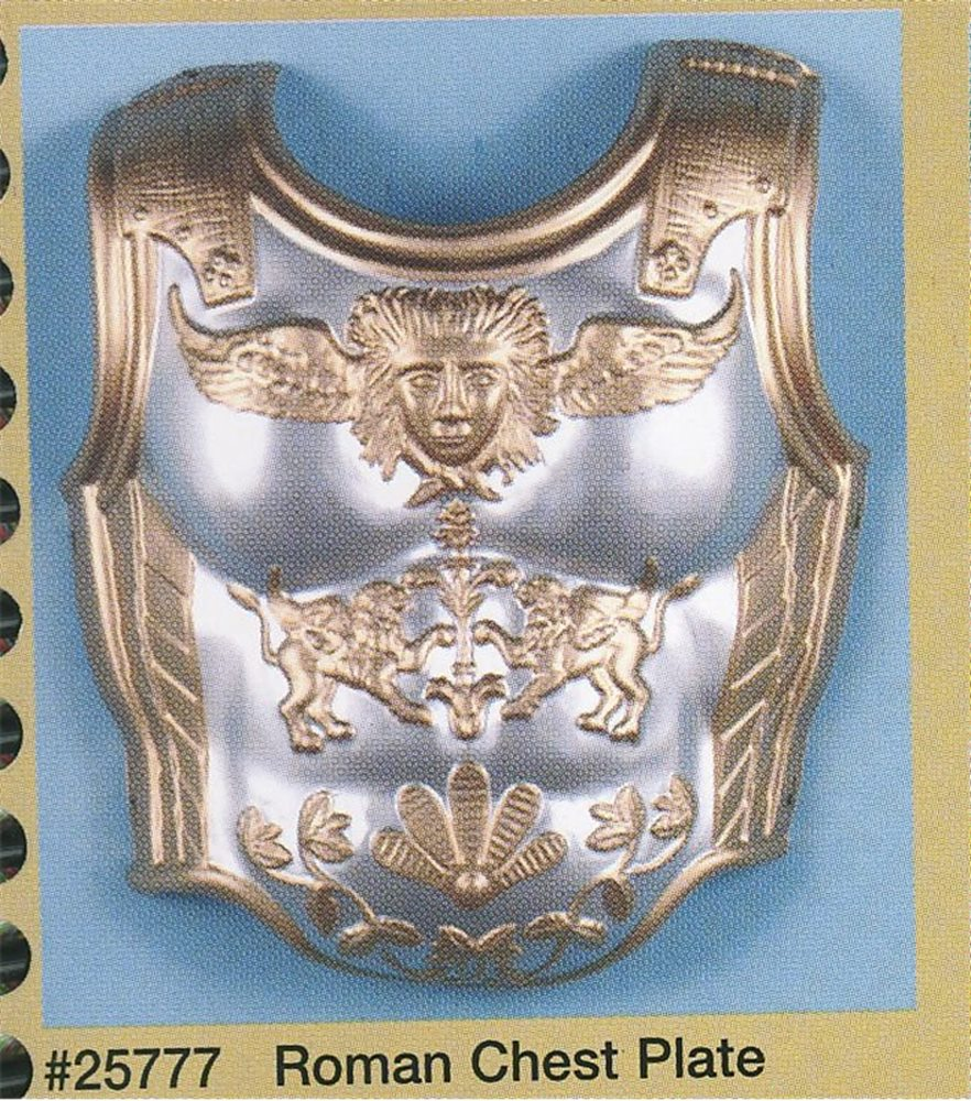 Picture of Roman Armor - Back and Front