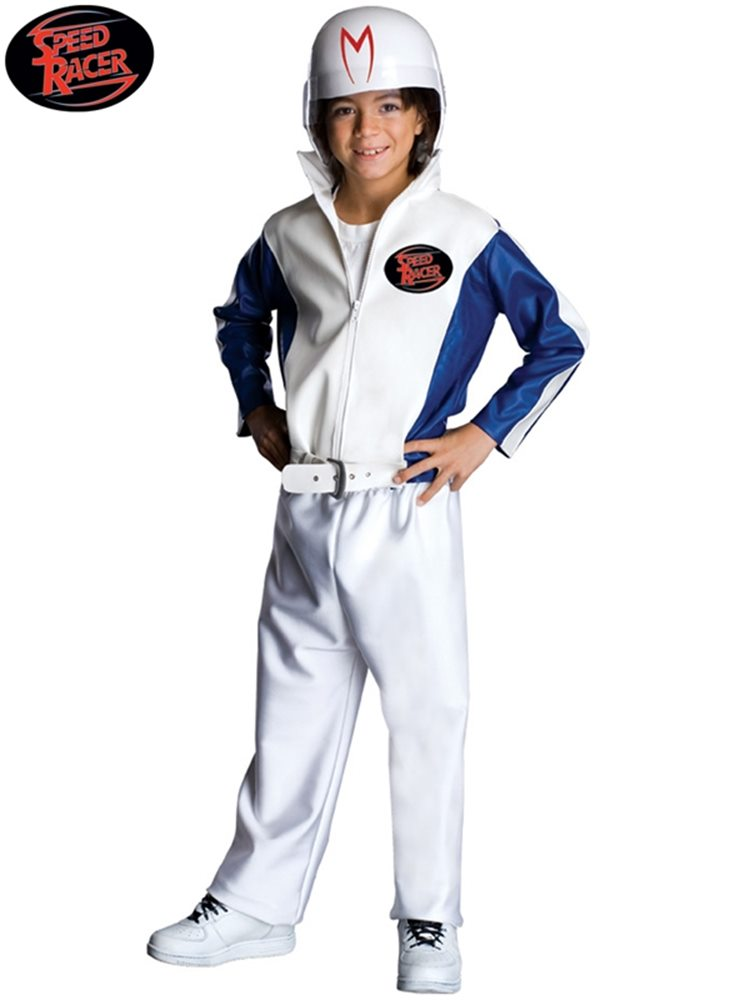 Picture of Deluxe Speed Racer Child Costume