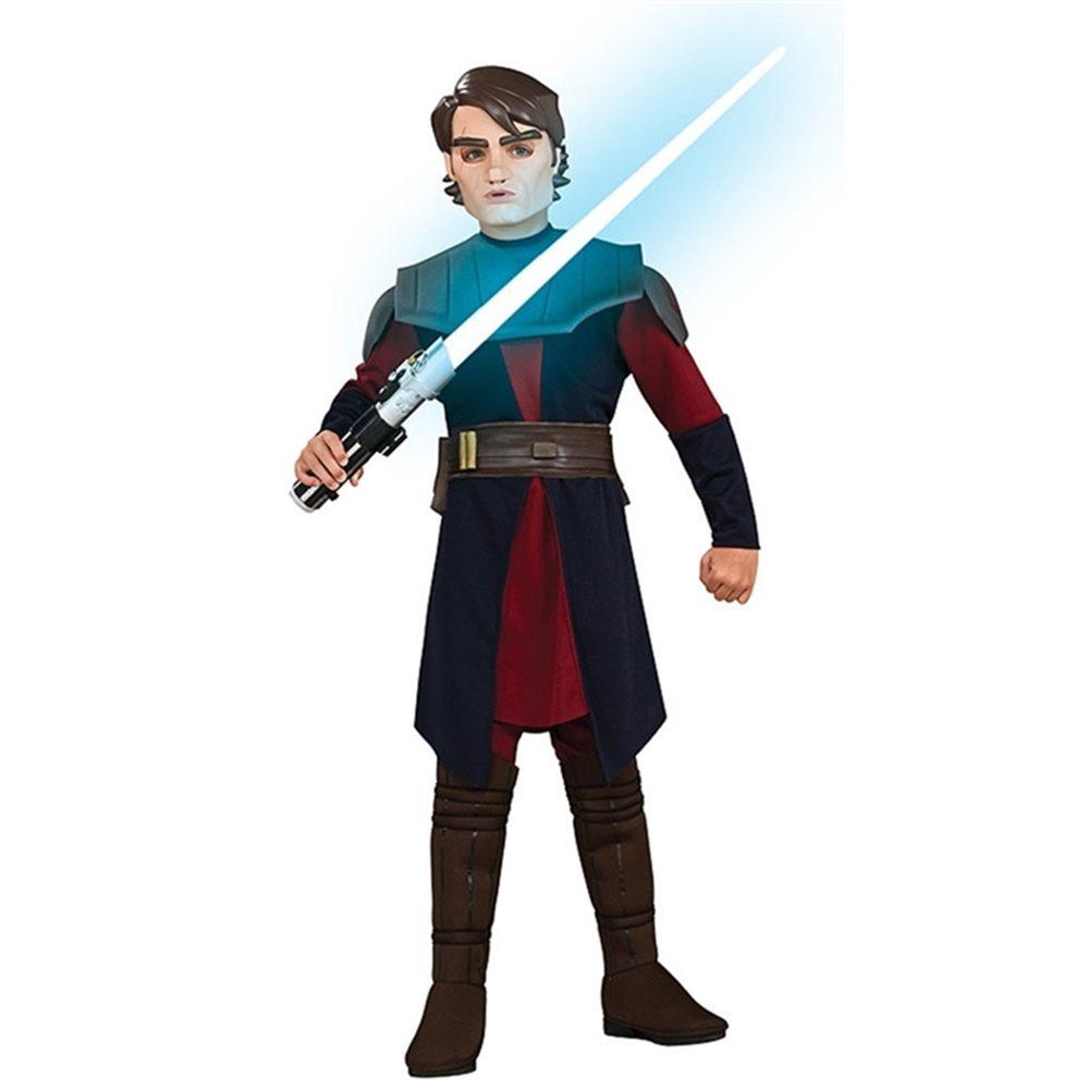 Picture of Star Wars Deluxe EVA Anakin Skywalker Child Costume