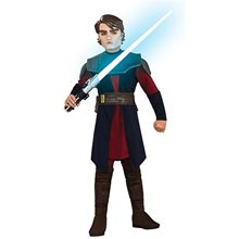 Picture of Star Wars Deluxe EVA Anakin Skywalker Child Costume