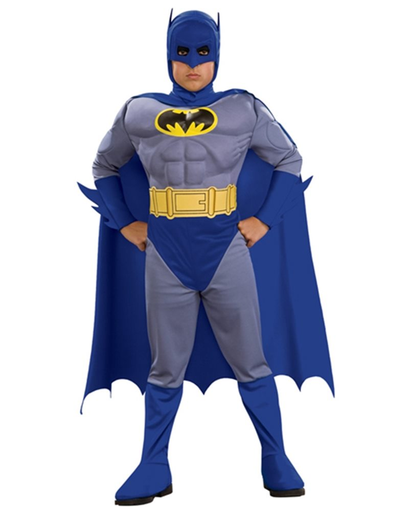 Picture of Batman The Brave and The Bold Child Costume