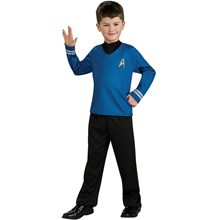 Picture of Star Trek Movie Spock Shirt Child Costume