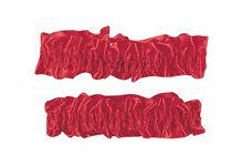 Picture of Garter Arm Band Red