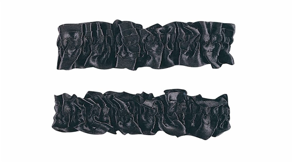 Picture of Garter Arm Band Black