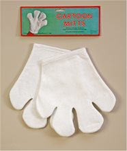 Picture of White Cartoon Mitts