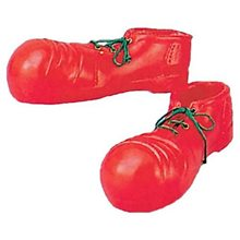 Picture of Jumbo Red Clown Shoes