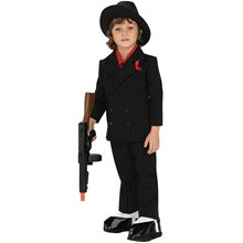 Picture of Lil' Gangster Toddler Costume