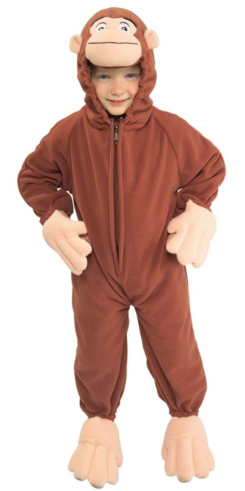 Picture of Curious George Toddler & Child Costume