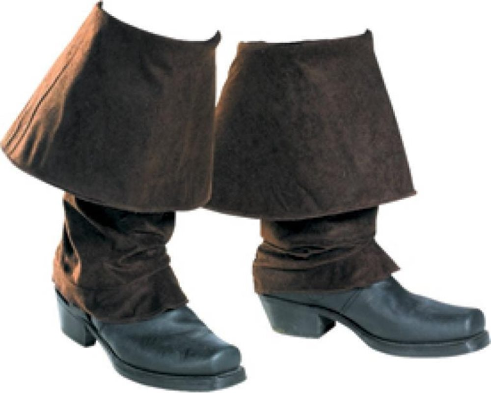 Picture of Pirate Boot Covers - Child