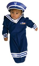 Picture of Sailor Bunting Infant Costume