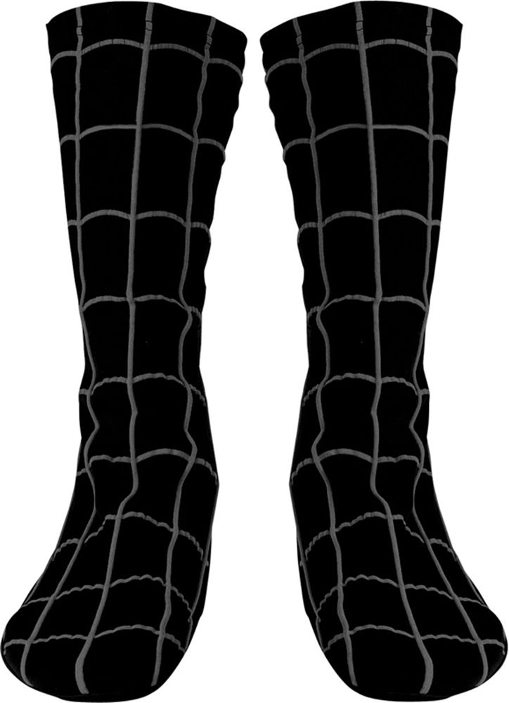 Picture of Marvel Spider-Man Black Boot Covers - Adult