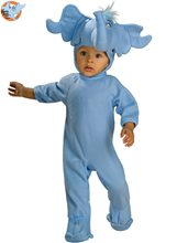 Picture of Horton The Elephant Romper Infant Costume
