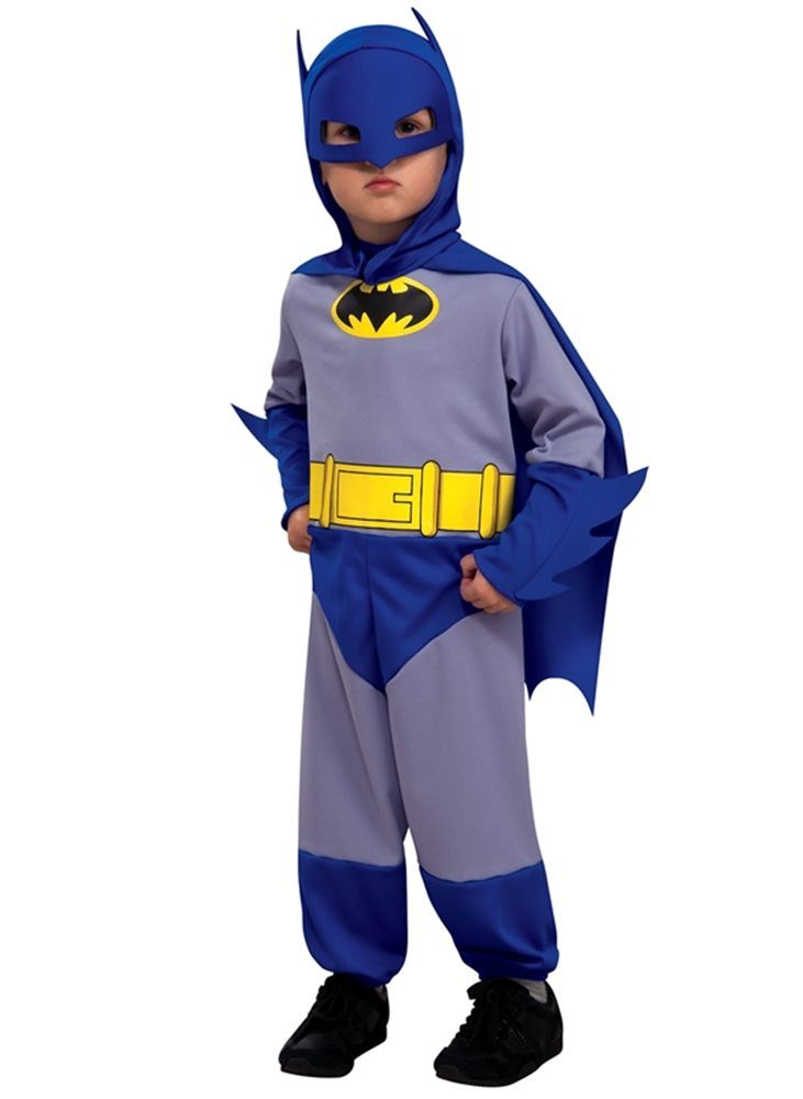 Picture of Batman Blue & Grey Toddler Costume