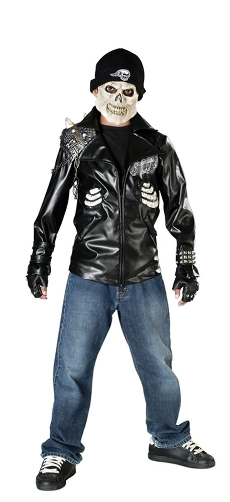 Picture of Death Rider Teen Costume
