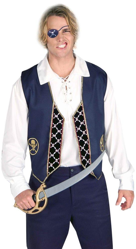 Picture of Pirate Vest Costume