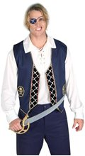 Picture of Pirate Vest Costume