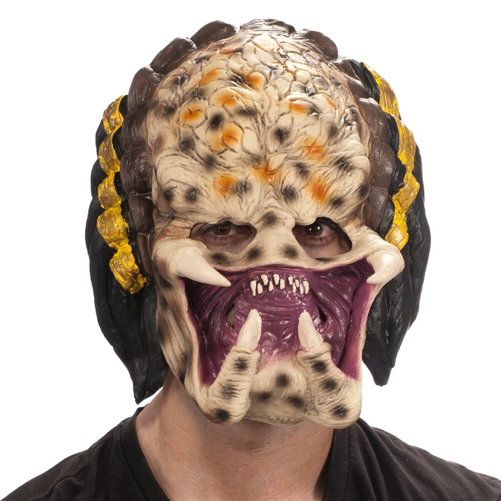 Picture of Predator 3/4 Vinyl Adult Mask