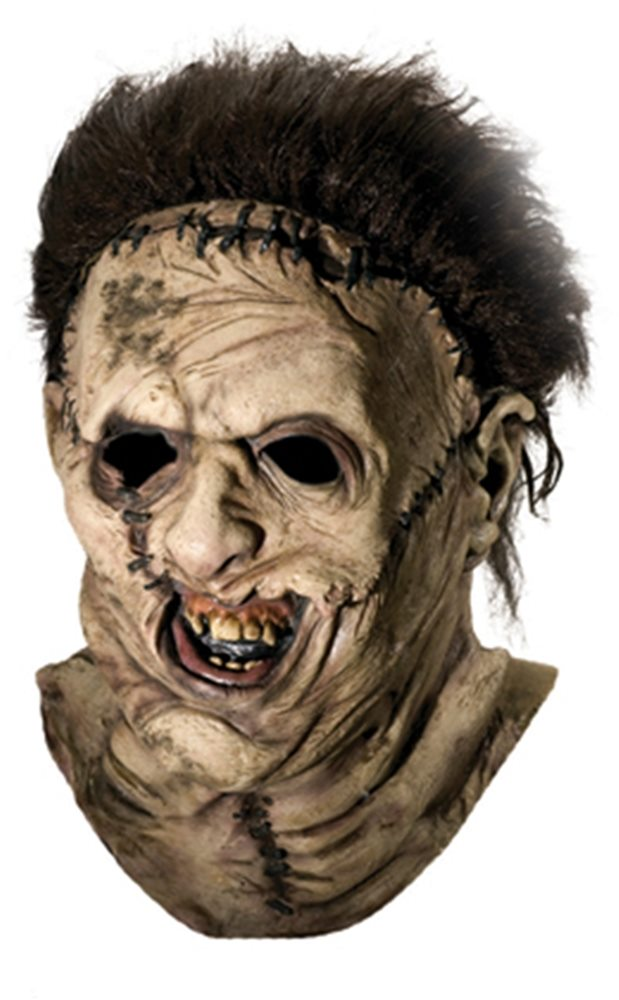 Picture of Texas Chainsaw Massacre Leatherface Deluxe Overhead Latex Mask