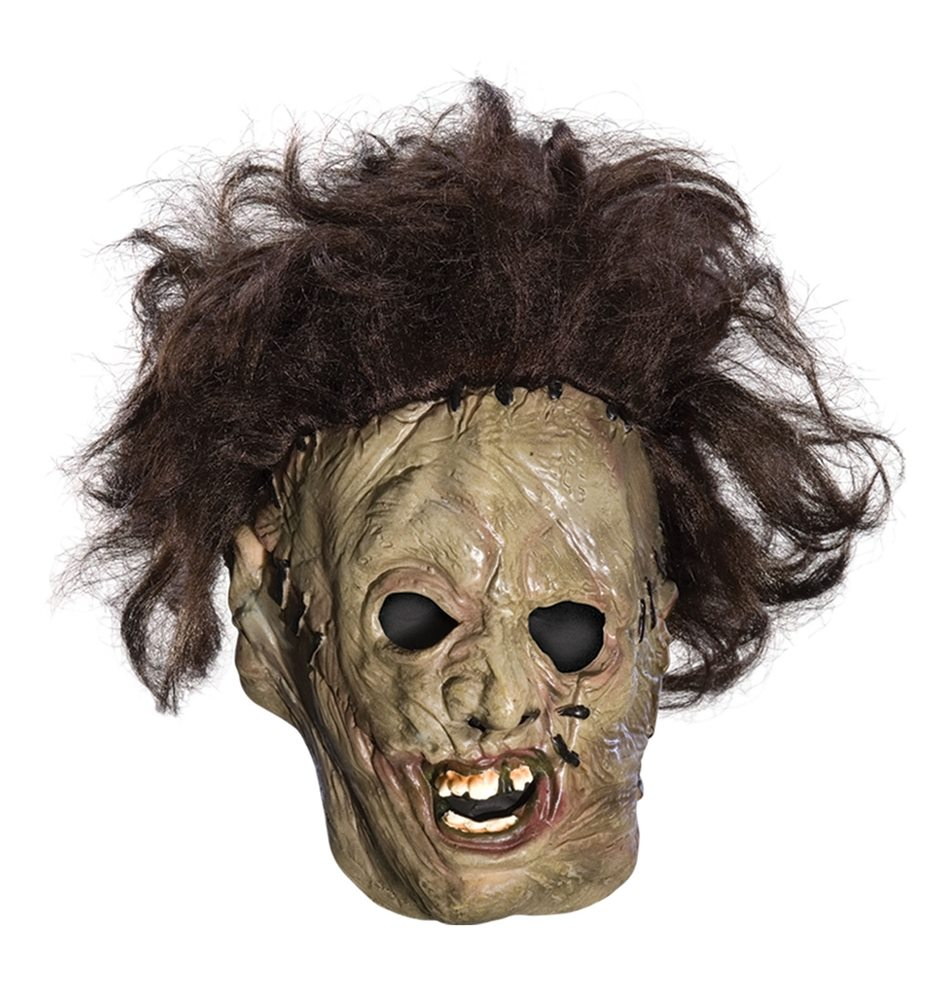 Picture of Texas Chainsaw Massacre Leatherface 3/4 Child Mask