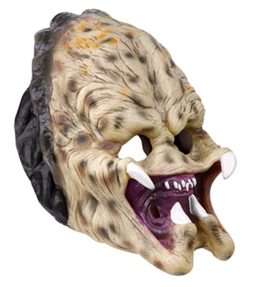 Picture of Predator 3/4 Vinyl Child Mask