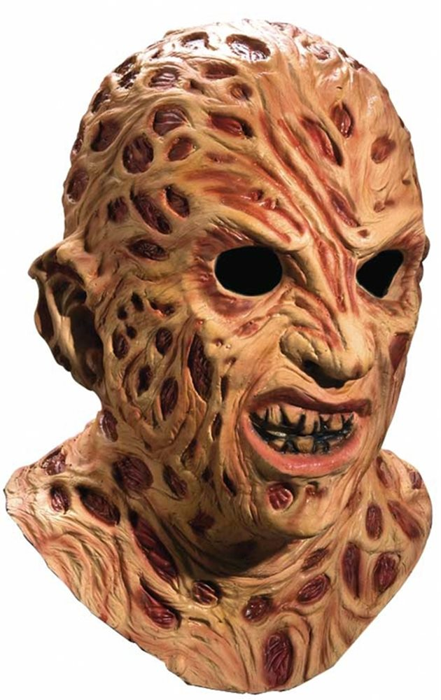 Picture of Freddy Super Deluxe Adult Latex Mask