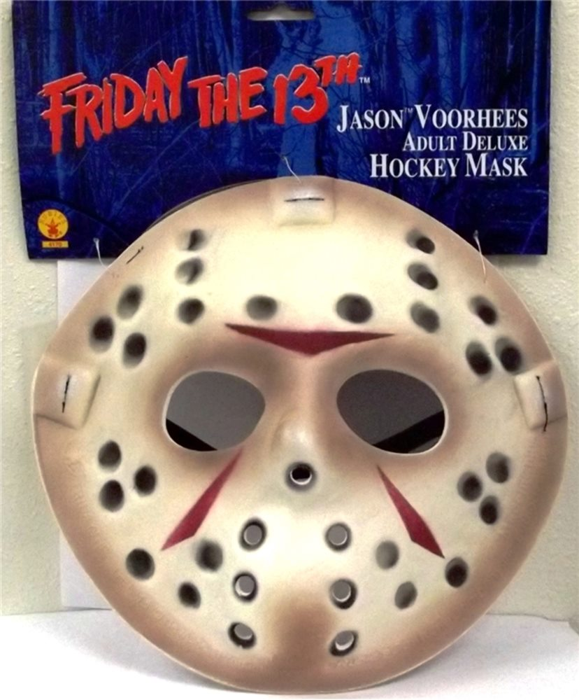 Picture of Jason Voorhees Deluxe Hockey Mask