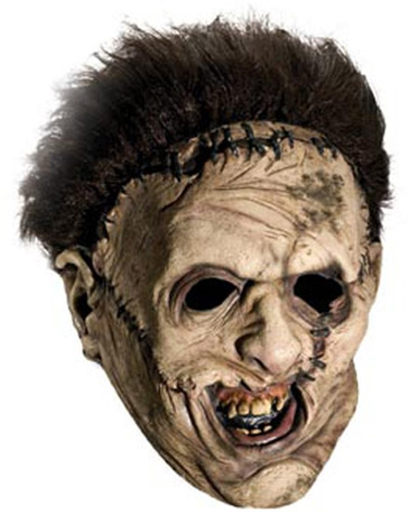Picture of Texas Chainsaw Massacre Leatherface Deluxe 3/4 Adult Mask
