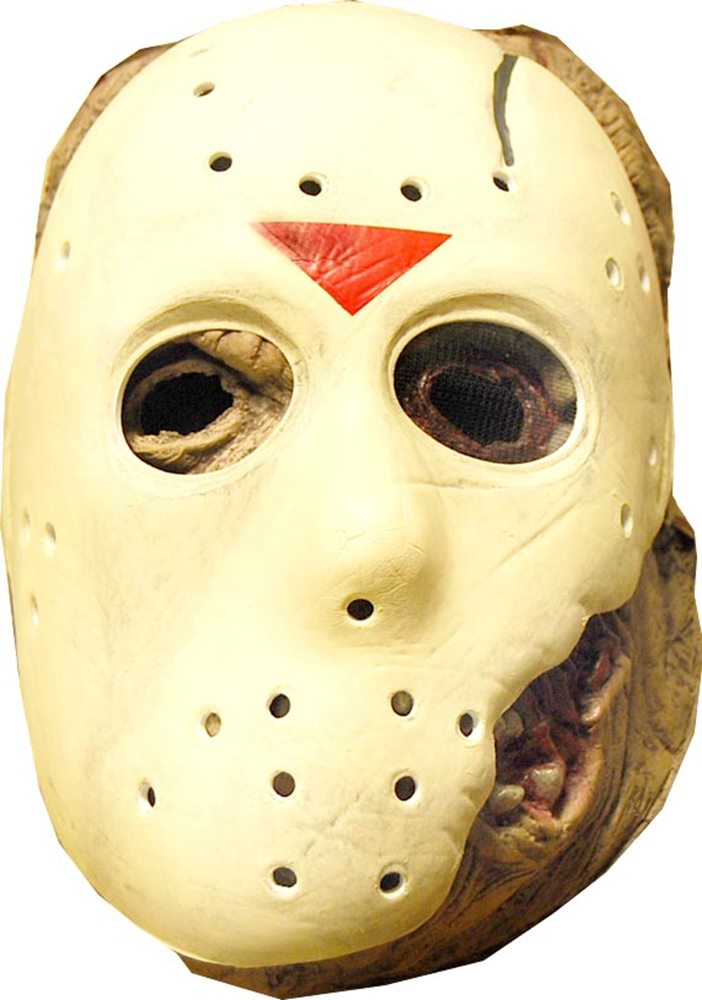 Picture of Jason Voorhees Foam Latex Mask