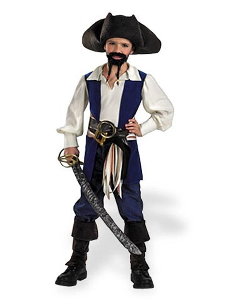 Picture of Captain Jack Sparrow Child Costume