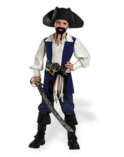 Picture of Captain Jack Sparrow Child Costume