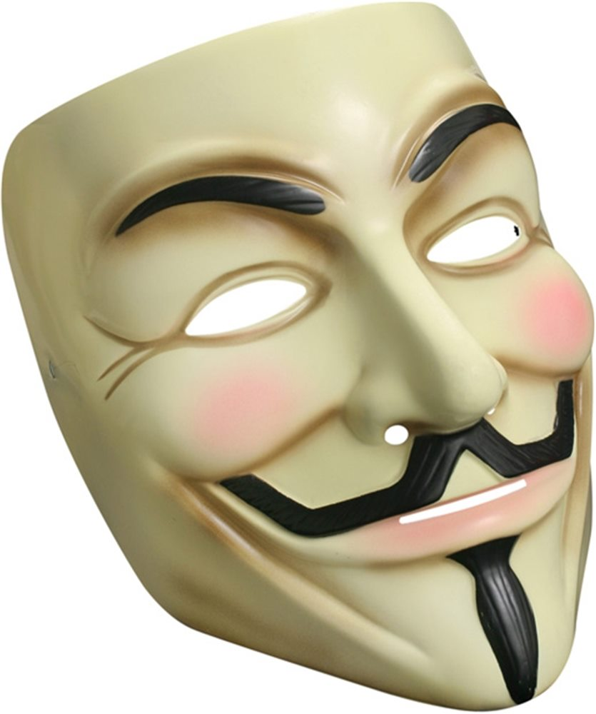 Picture of V for Vendetta Mask