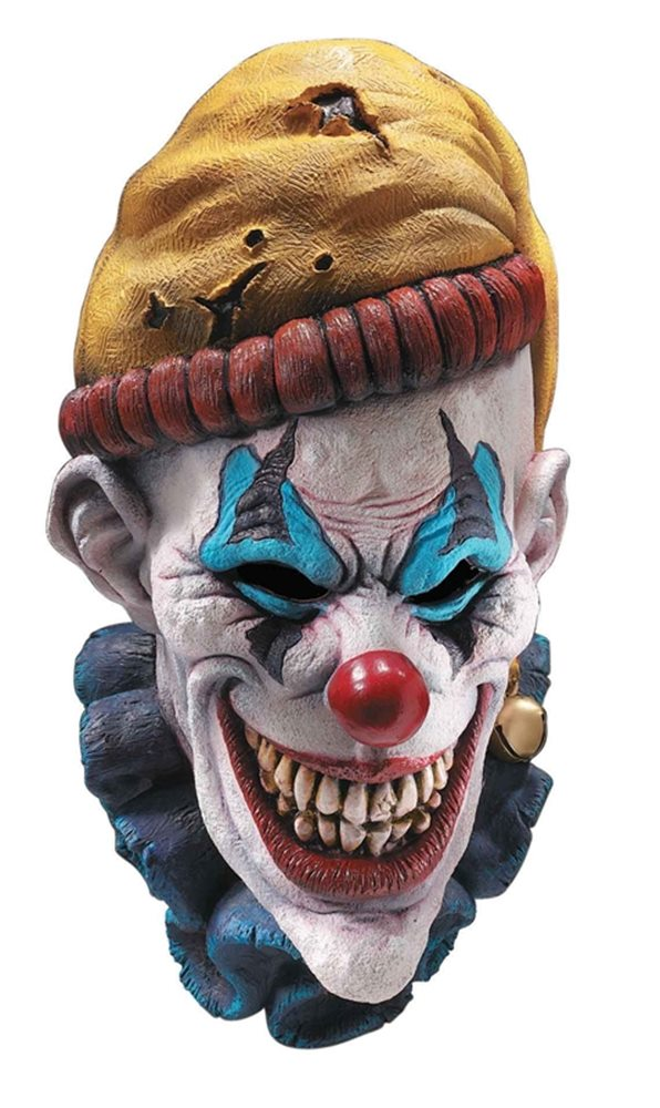 Picture of Insano Clown Oversized Latex Mask