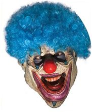 Picture of Evil Clown Foam Mask