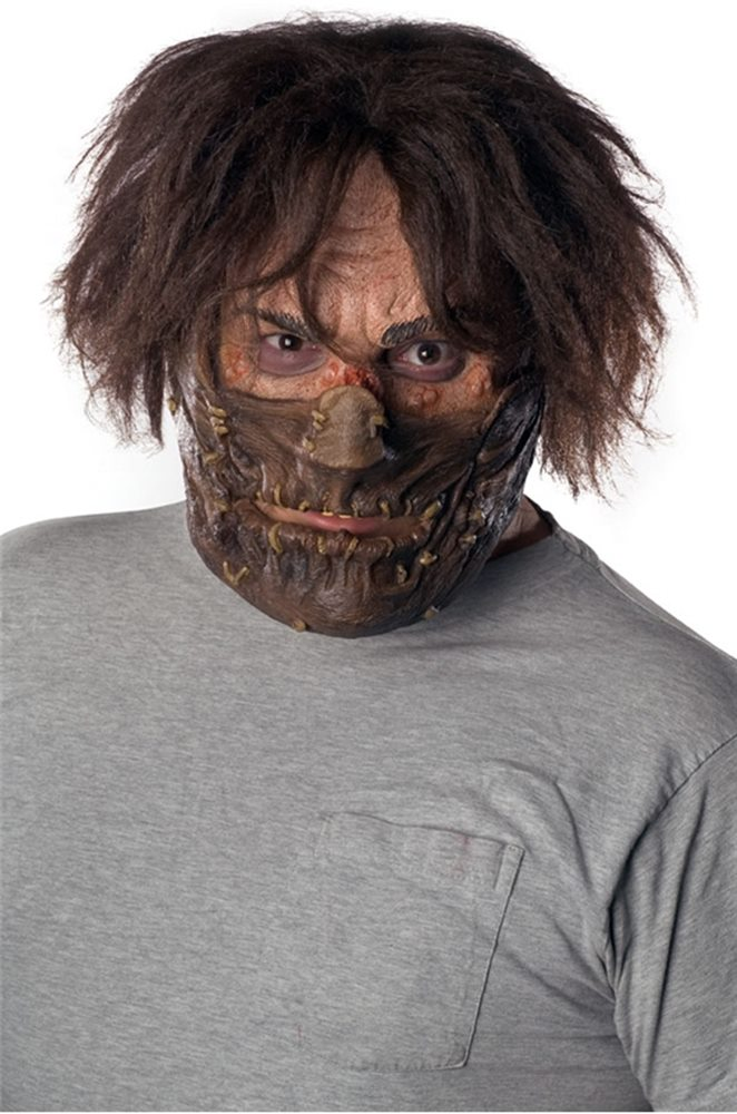 Picture of Texas Chainsaw Massacre Leatherface Muzzled Mask