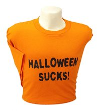 Picture of Halloween Sucks T-Shirt