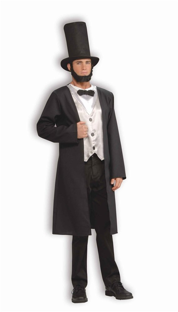 Picture of Abe Lincoln Adult Mens Costume