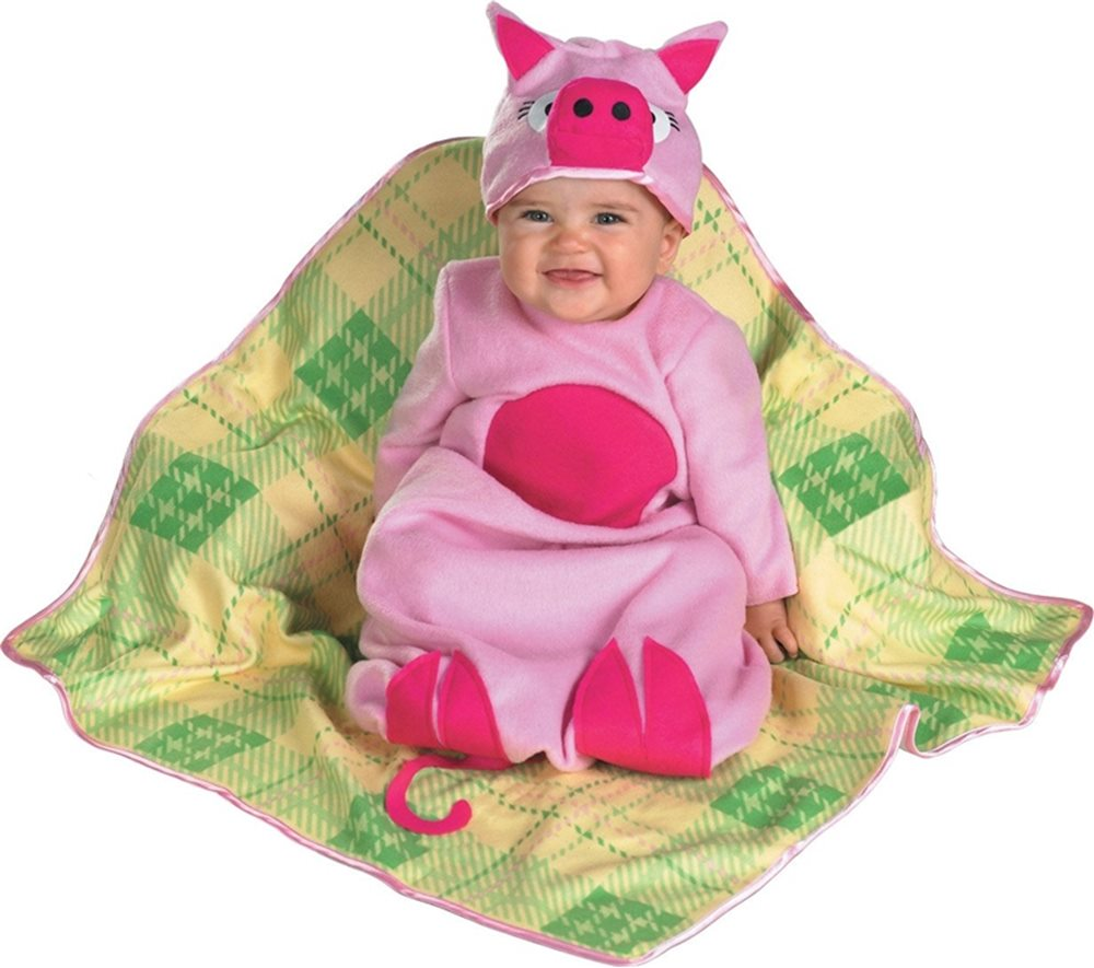 Picture of Piggy In A Blanket Costume