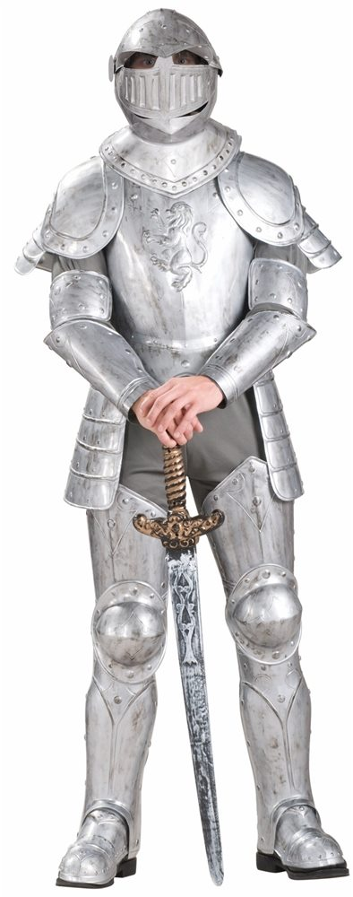 Picture of Knight In Shining Armor Adult Mens Costume