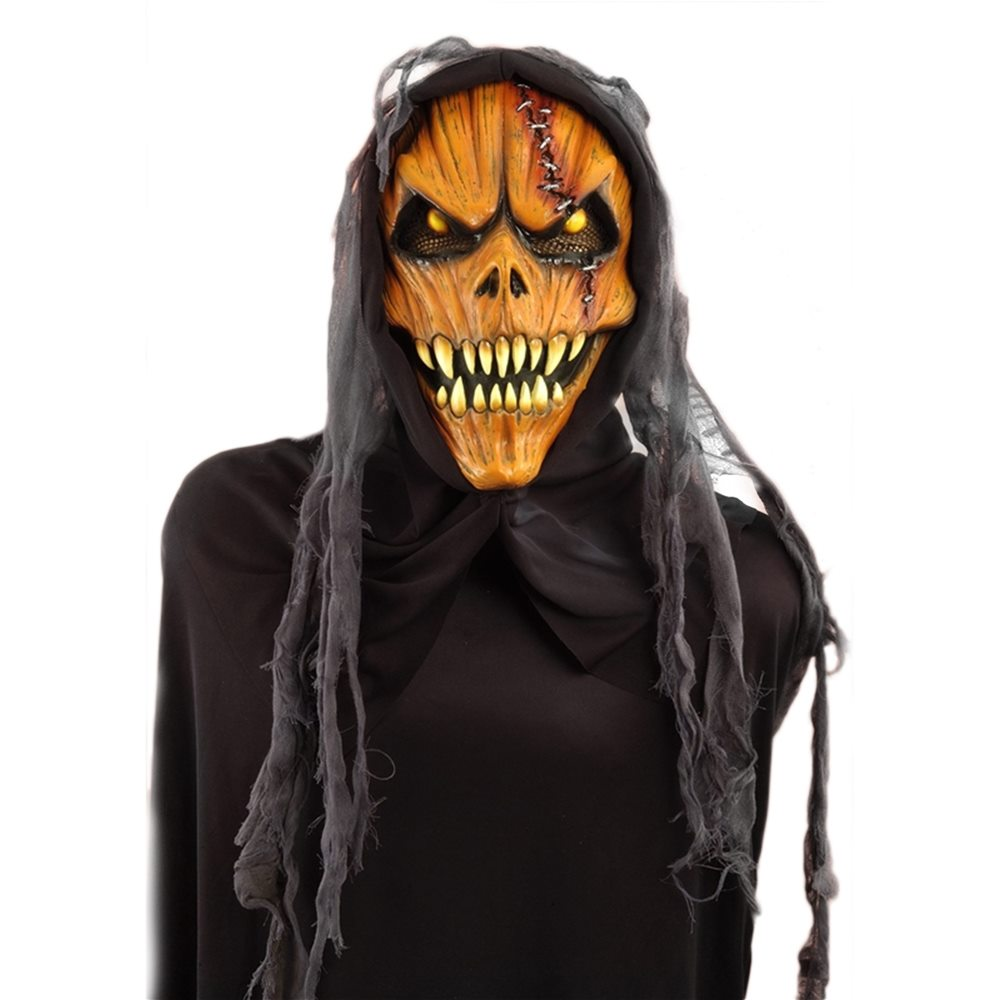 Picture of Pumpkin Monster Mask