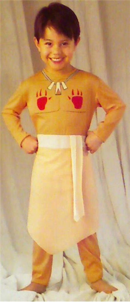Picture of Kocoum Child Costume
