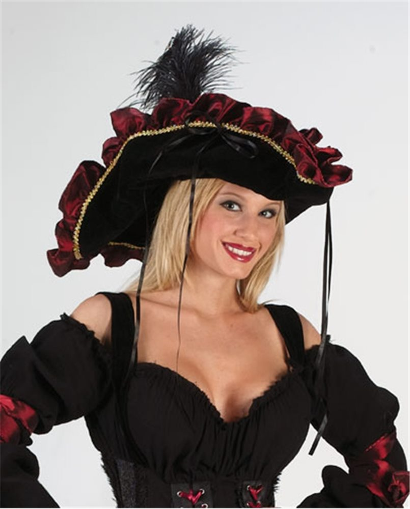 Picture of Fancy Pirate Hat