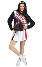 Picture of Spartan Cheerleader Adult Womens Costume