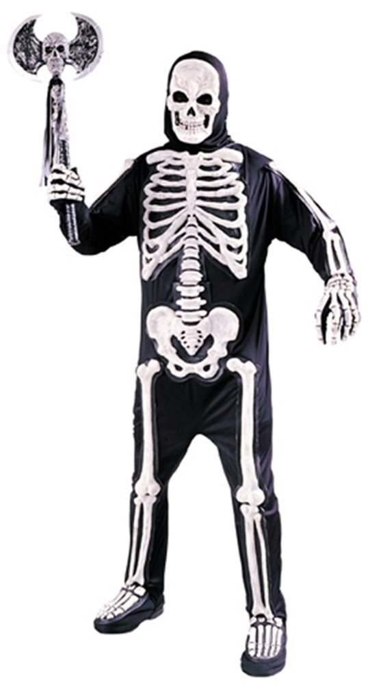 Picture of Totally Skelebones Adult Costume