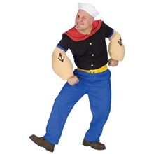Picture of Popeye Adult Costume